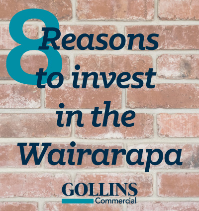 8 Reasons To Invest In The Wairarapa