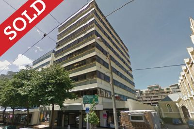 Sold - 203 Willis Street, Wellington