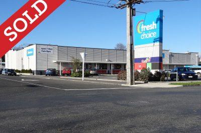 Sold - FreshChoice Supermarket, Greytown
