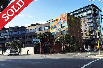 Sold - Museum Hotel, Wellington