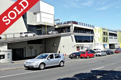 Sold - Centre City Shopping Centre, New Plymouth