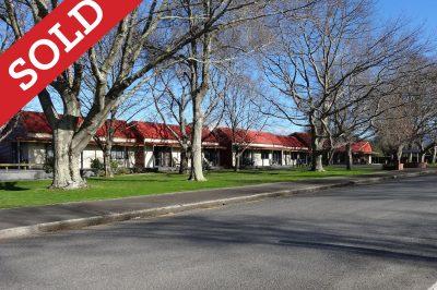Sold - Oak Estate Motor Lodge, Greytown