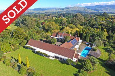 Sold - Upper Plain Road, Masterton