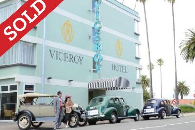 Sold - Viceroy Hotel, Napier