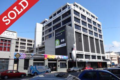 Sold - 234 Wakefield Street, Wellington