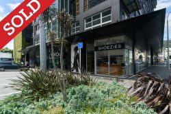 Sold - 247 Wakefield Street, Wellington