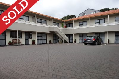 Sold - Marksman Motor Inn, Wellington