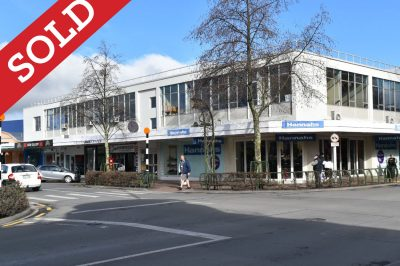 Sold - Queen Street, Masterton