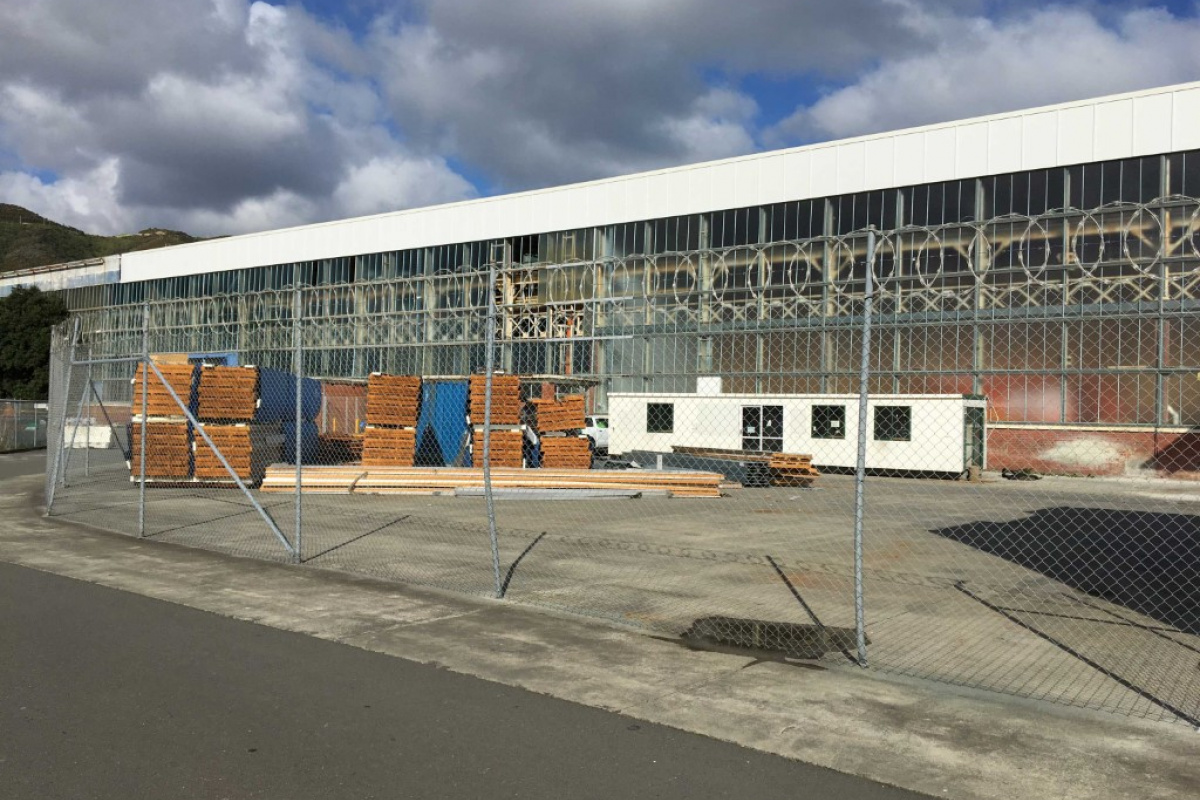 43 Seaview Road, Seaview, Lower Hutt, ,Industrial,For Lease,Seaview,1209