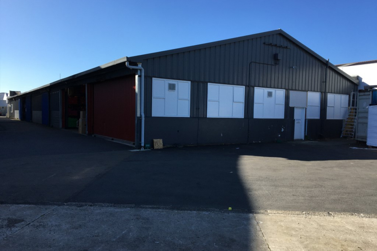 12 Gregory Street, Naenae, Lower Hutt, ,Industrial,For Lease,Gregory,1264