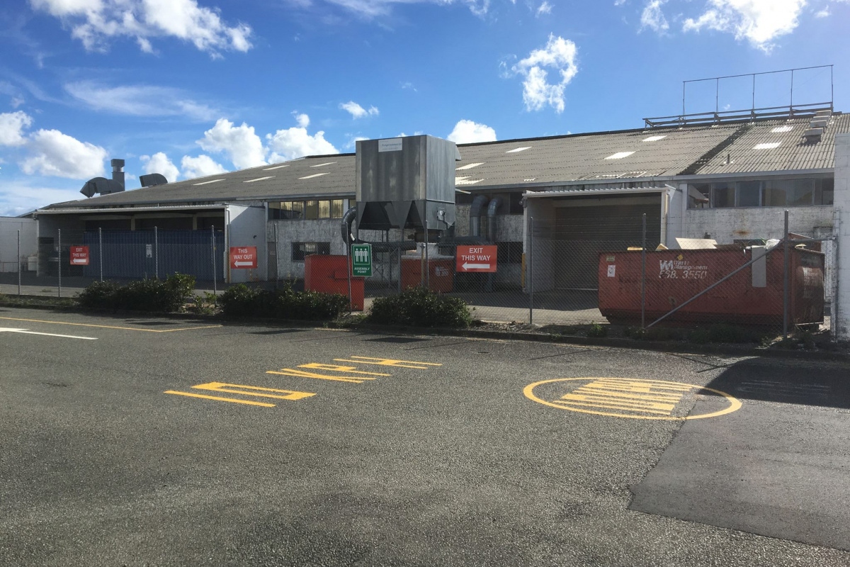 18 Marine Parade, Petone, Lower Hutt, ,Industrial,For Lease,Marine,1041