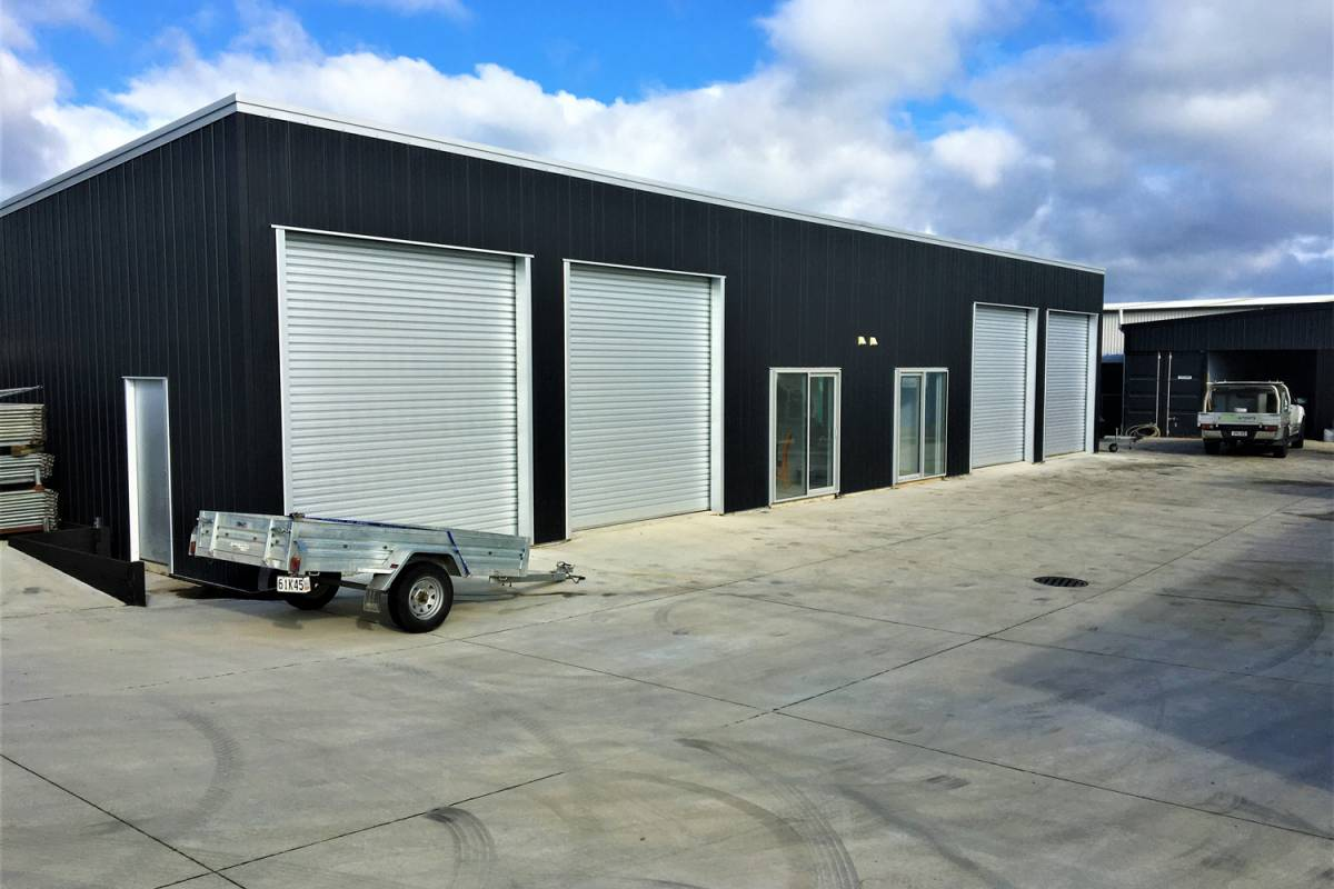 Unit 1 & 2, 6 Vampire Place, Bell Block, New Plymouth, ,Industrial,For Lease,Vampire,1459